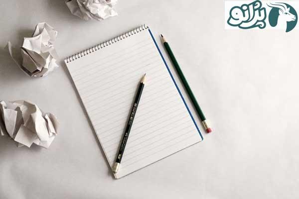 لیست قیمت کاغذ و دفتر