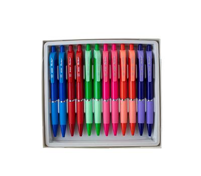 مداد نوکی 24 عددی گریپ دار مدل JM804-24 پارسیکار