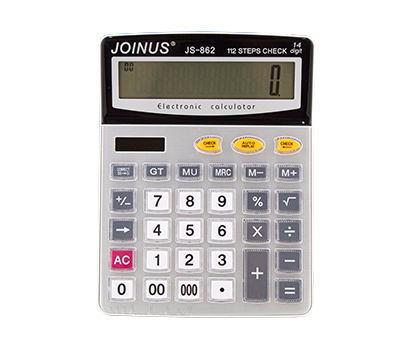 ماشین حساب مدل 862 آسانا