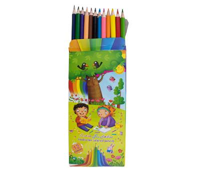 مداد 12رنگ جعبه مقوایی هدهدک