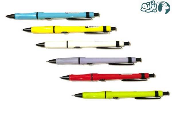 انواع مداد نوکی و نوک